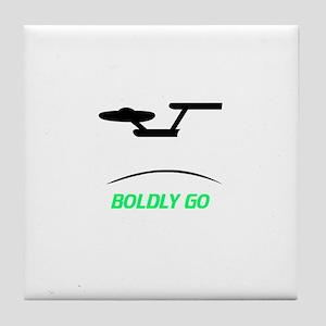 Star Trek Tile Coaster