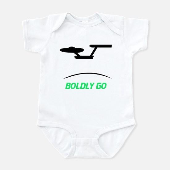 Star Trek Infant Bodysuit