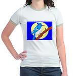 Blue Jay Jr. Ringer T-Shirt