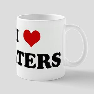 I Love TATERS Mug