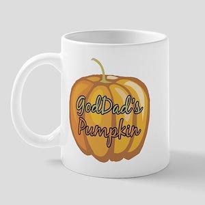 GodDad's Pumpkin Mug