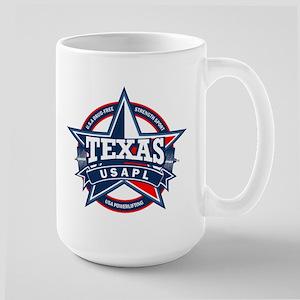 USAPL Texas Large Mug
