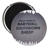 MAGNETS FOR THE BREEDER OF THESE GREAT SHEEP!