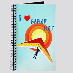 I Love Hangin' Out Journal