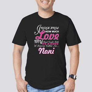 I Never Knew How Much Love My Heart Hold N T-Shirt