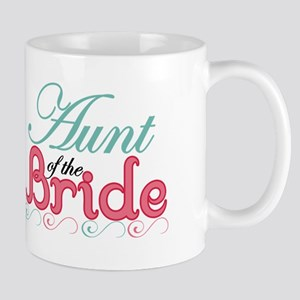 Aunt of the Bride Mug