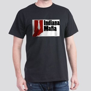 Indiana Mafia Black T-Shirt