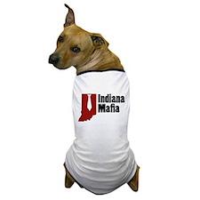 Indiana Mafia Dog T-Shirt