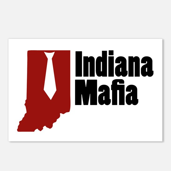 Indiana Mafia Postcards (Package of 8)