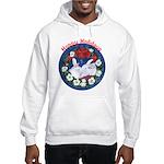 Two Caballeros Hooded Sweatshirt