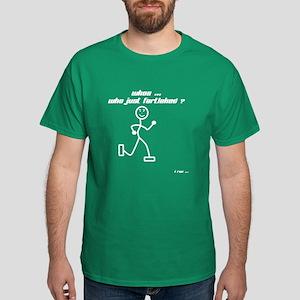 Fartlek4_white T-Shirt