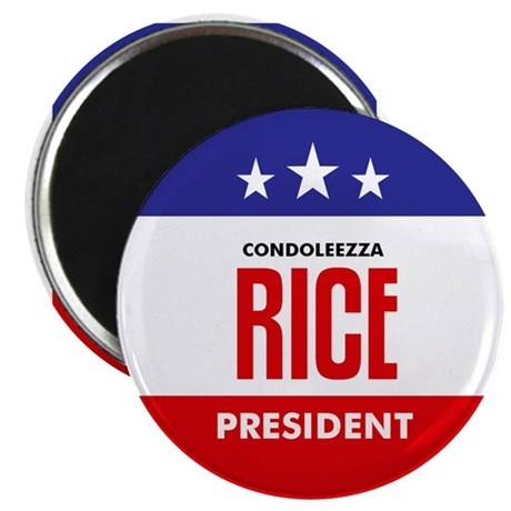 """Rice 08 2.25"""" Magnet (10 pack)"""