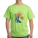 ILY Fireworks Liberty Green T-Shirt