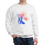 ILY Fireworks Liberty Sweatshirt