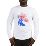 ILY Fireworks Liberty Long Sleeve T-Shirt