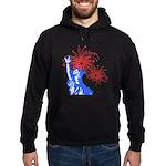 ILY Fireworks Liberty Hoodie (dark)