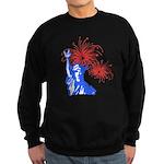 ILY Fireworks Liberty Sweatshirt (dark)