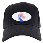 ILY Fireworks Liberty Black Cap