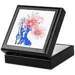 ILY Fireworks Liberty Keepsake Box