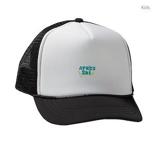 Funny Vintage Sayings Kids Trucker Hats - CafePress 859aa76126c