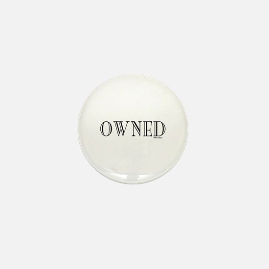 OWNED Mini Button