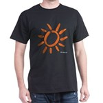 HotStation - Sunny black t-shirt