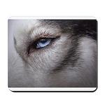 Siberian Husky Mousepad Sled Dog Mousepad
