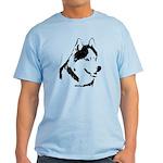 Siberian Husky Men's T-Shirt Sled Dog T-Shirt