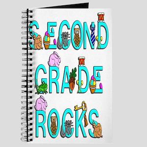 Second Grade Rocks Journal
