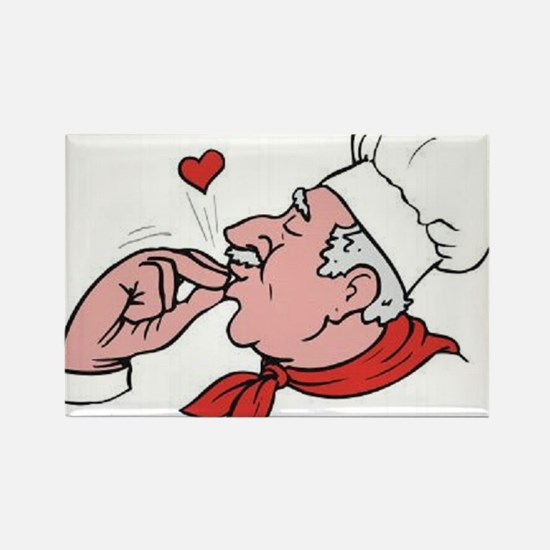 Great Chef Rectangle Magnet (100 pack)