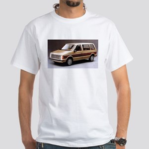1984 Dodge Caravan White T-Shirt