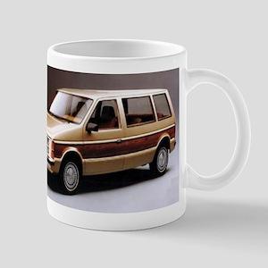 1984 Dodge Caravan Mug