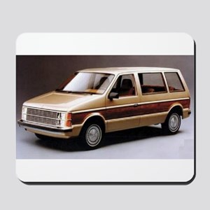 1984 Dodge Caravan Mousepad