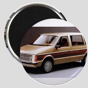 1984 Dodge Caravan Magnet