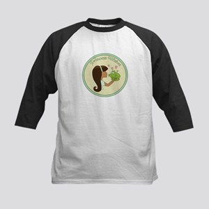 Princess Wishes Kids Baseball Jersey