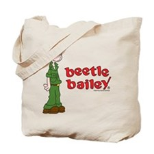 Beetle Bailey Logo Tote Bag