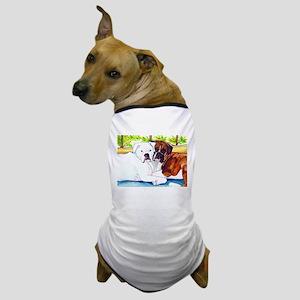 Krypta and Abbott Dog T-Shirt