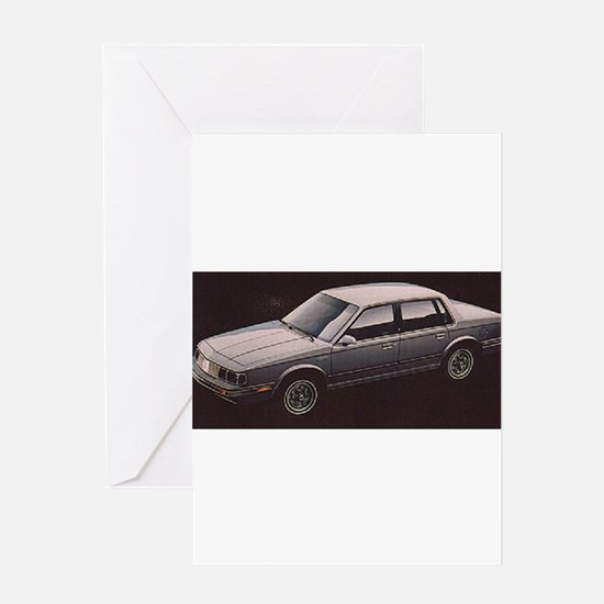 Cutlass Ciera Greeting Card