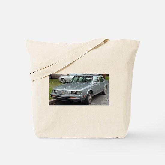 85 Cutlas Ciera Tote Bag
