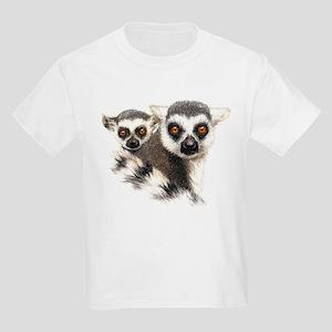 Lemurs Kids Light T-Shirt