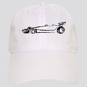 Formula Racing Car Cap