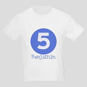 Age F5 Kids Tee - BENJAMIN