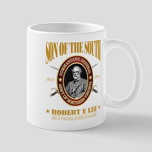 General Robert E Lee Mugs