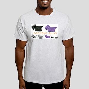 Scotties Rule! Light T-Shirt