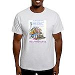 I'm A Woodcarver Ash Grey T-Shirt