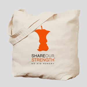 Share Our Strength Logo Tote Bag