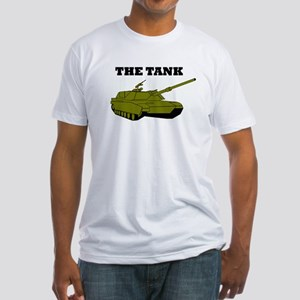 The Tank Fitted T-Shirt