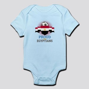 Football Egyptians Egypt Soccer Team Spo Body Suit