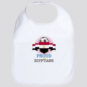 Football Egyptians Egypt Soccer Team Spor Baby Bib