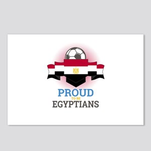 Football Egyptians Egypt Postcards (Package of 8)